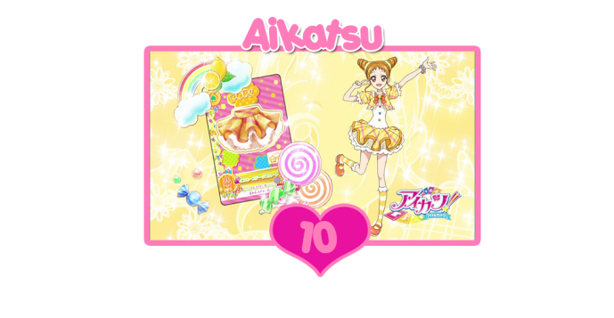 Aikatsu episodios10