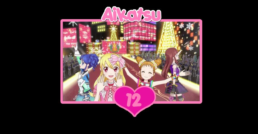 Aikatsu episodios12