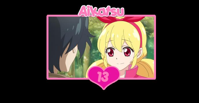 Aikatsu episodios13