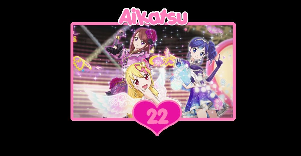 Aikatsu episodios22