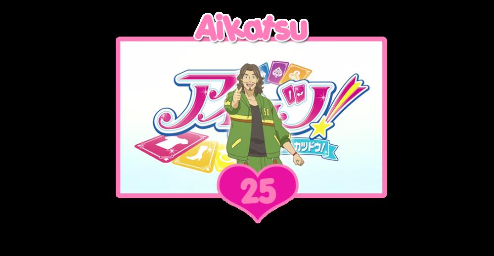 Aikatsu episodios25