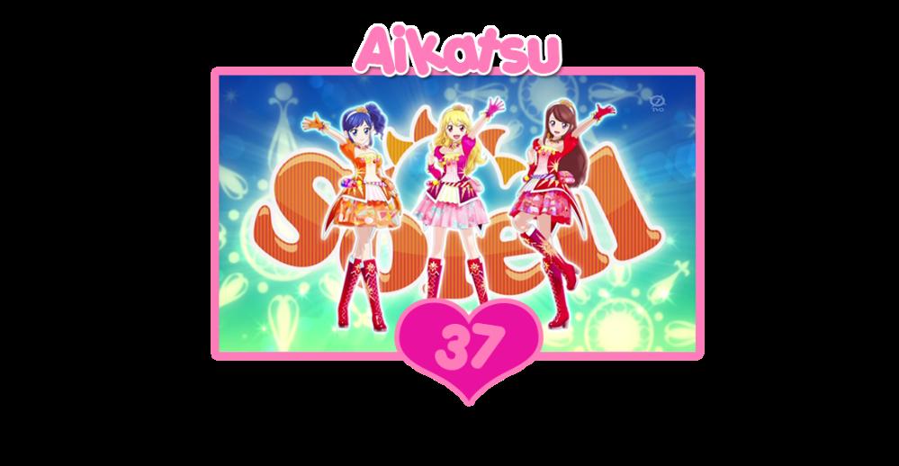 Aikatsu episodios37